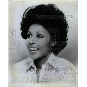1976 Press Photo Actress Singer Diahann Carroll - RRW20005