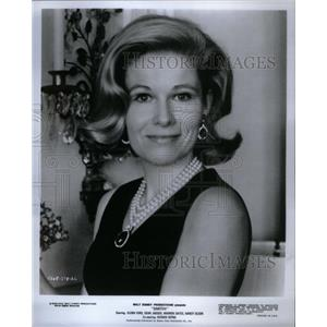 "1969 Press Photo Actress Nancy Olson In ""Smith!"" - RRX60445"
