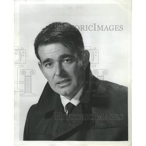 1965 Press Photo Stuart Whitman (Actor) - RRW36733