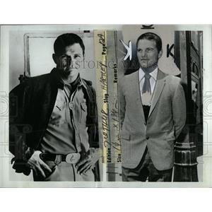 1966 Press Photo Ted Hartley Actor - RRW01113