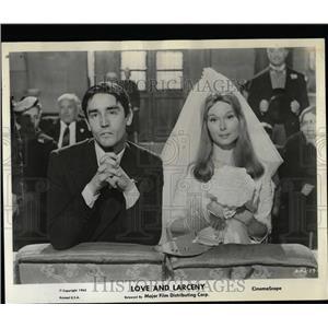 1963 Press Photo Actors Vittorio Gassman & Dorian Gray - RRW07505