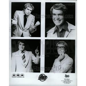 1983 Press Photo Rich Little/Impressionist/Voice Actor - RRW20073