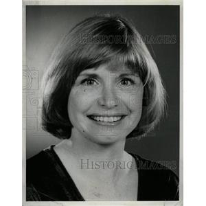 1979 Press Photo Bonnie Franklin American Actress. - RRW16157