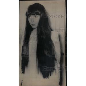 1968 Press Photo Mia Farrow American Actress Singer - RRX36327
