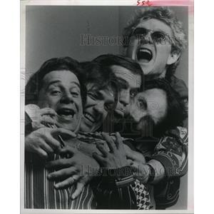 1965 Press Photo Bill Allard Leon Martel Merle Kessler - RRW13843