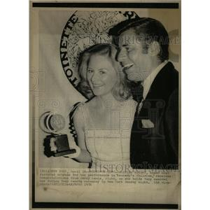 1976 Press Photo Shirley Knight Tony Award Actress - RRX73009
