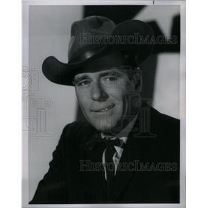 1968 Press Photo Philip Carey Actor Long Gray Line - RRX57449