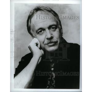 1989 Press Photo Edward Kirk Herrmann Richard Gilmore - RRX57085