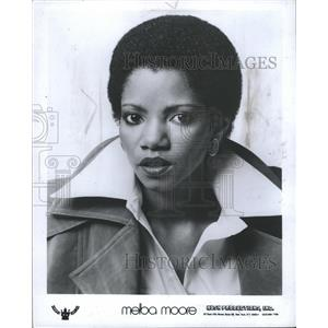 1980 Press Photo Beatrice Melba Smith Actress Singer - RRW31203