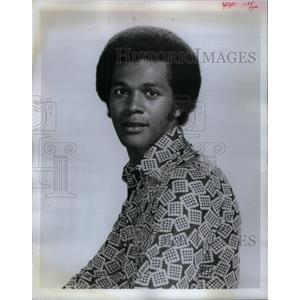 1974 Press Photo Clifton Davis American actor minister - RRX34385