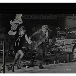 1969 Press Photo John McMartin Shirley MacLaine - RRW07861