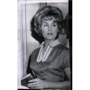 1965 Press Photo Karen Sharpe TV Series Actress - RRW82097