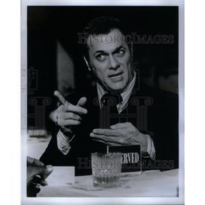 1973 Press Photo Tony Curtis Actor - RRX58307