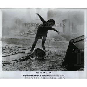 1967 Press Photo Documentary The War Game Peter Watkins - RRW61923
