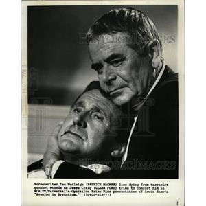 1978 Press Photo Glenn Ford in Evening in Byzantium - RRX64205