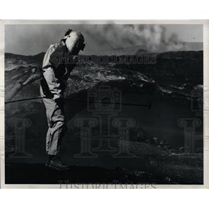 1973 Press Photo Kilauea Volcano, Hawaii - RRX79261