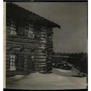 1931 Press Photo Fort Dearborn Replica - RRW23859