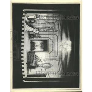 1932 Press Photo Camellias Central city Opera House - RRX95053