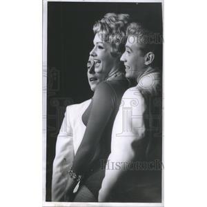 1963 Press Photo Pamela Randall American Film Broadway Actress Chicago Illinois