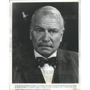 1977 Press Photo Actor Laurence Olivier - RSC65571