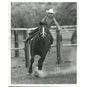 1979 Press Photo Jack Hadley Virginia - RSC77941