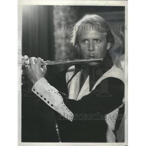 1977 Press Photo Martin Mull American Actor, Comedian, Recording Artist