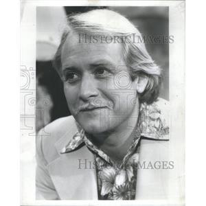 1978 Press Photo Martin Mull Promoting America 2-Nite - RSC83959