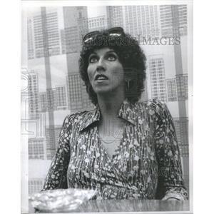 1977 Press Photo Marcia Wallace From Bob Newharrt Show - RSC79401