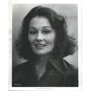 1977 Press Photo Marj Dusay Actress Jean MacArthur - RSC81707