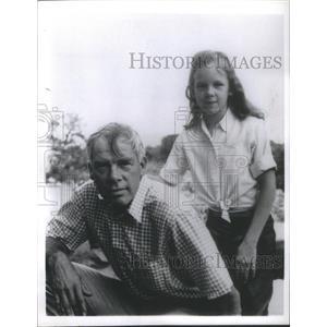 1963 Press Photo American film actor Lee Marvin - RSC80097