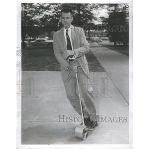 1959 Press Photo American comedian and actor. Louiis R.Richards - RSC83369