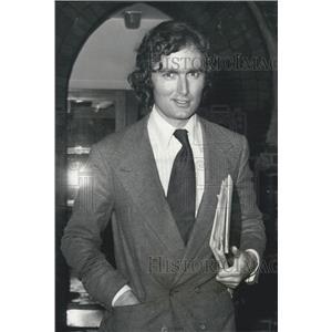 1975 Press Photo Actress Vivian Venture in Court Battle with John Bentley