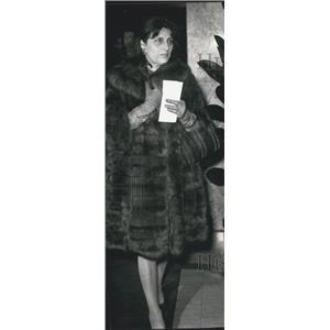 1964 Press Photo Actress Anna Magnani