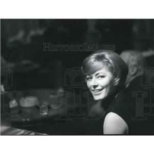 1967 Press Photo Eleanor Parker To Star In The Tiger
