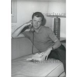 Press Photo Actor Edward Byrnes