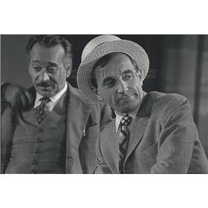 """1962 Press Photo Filming of Tempo di Roma"""""""""""