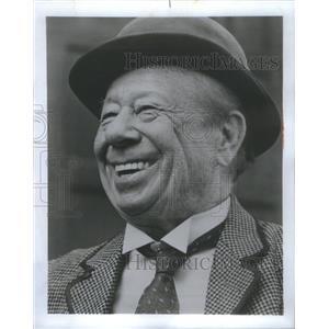 "1975 Press Photo Bert Lahr ""The Night They Raided Minsky's"" - RSC71473"