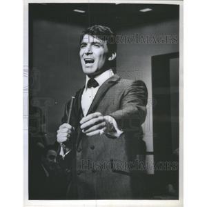 1968 Press Photo Tony Scotti (Actor) - RSC49493