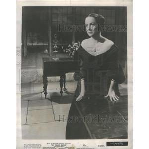 "1953 Press Photo Olivia De Havilland ""My Cousin Rachel"" - RSC68933"