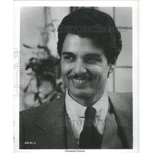 1977 Press Photo Actor Chris Sarandon Attorney Michael Lerman Sentinel Movie