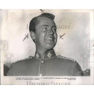 1954 Press Photo Alan Walbridge Ladd Saskatchewan - RSC65809