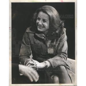 1977 Press Photo Barbara Walters Television Hostess Personality - RSC79521