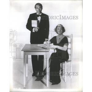 1959 Press Photo Gary Merrill/Bette Davis/Actor - RSC77441