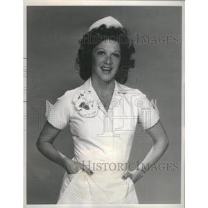 1977 Press Photo Linda Lavin American Singer Movie Actress Alice TV Series