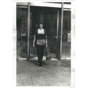 1977 Press Photo Marcia Walca from The Bob Newhart Show - RSC79399
