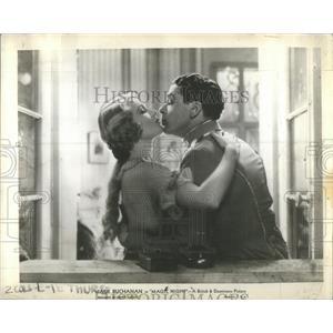 1932 Press Photo Jack Buchanan Magic Night - RSC55665