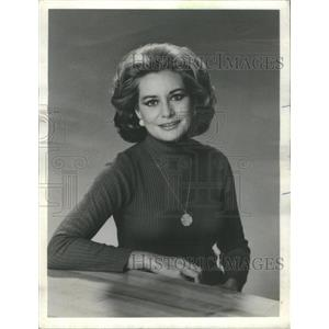 1980 Press Photo Barbara Walters Television Show Host Personality - RSC79541
