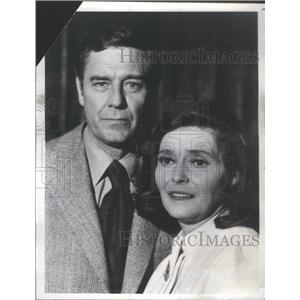1972 Press Photo Patricia Neal Stars In Ghost Story - RSC85693