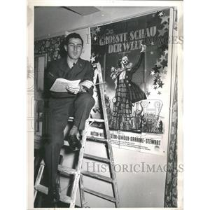 Press Photo Actor Eddie McCanby