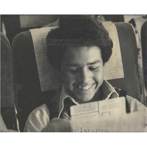 1975 Press Photo 727 Airliner United Summer Program - RRW54841